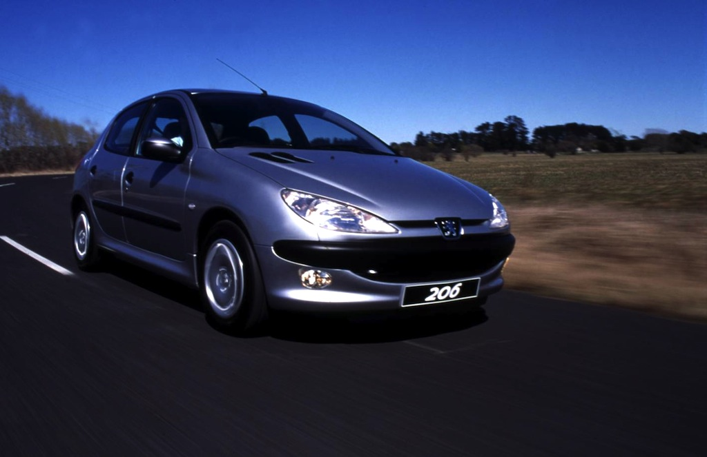 How The Dealer Tried Not To Sell Us A Peugeot 206 Xt