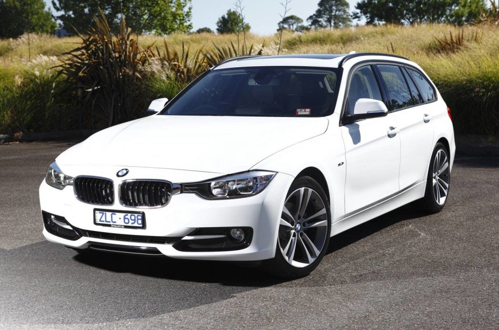Bmw 320i Touring First Drive Review Practical Motoring