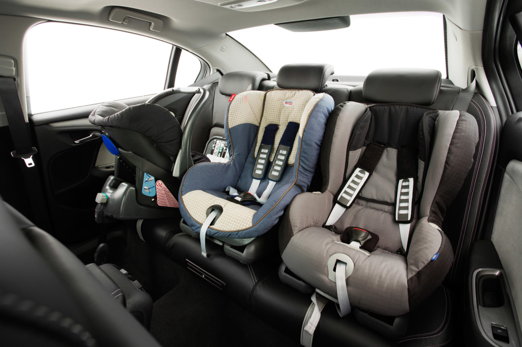Isofix Child Seats Finally Available In Australia