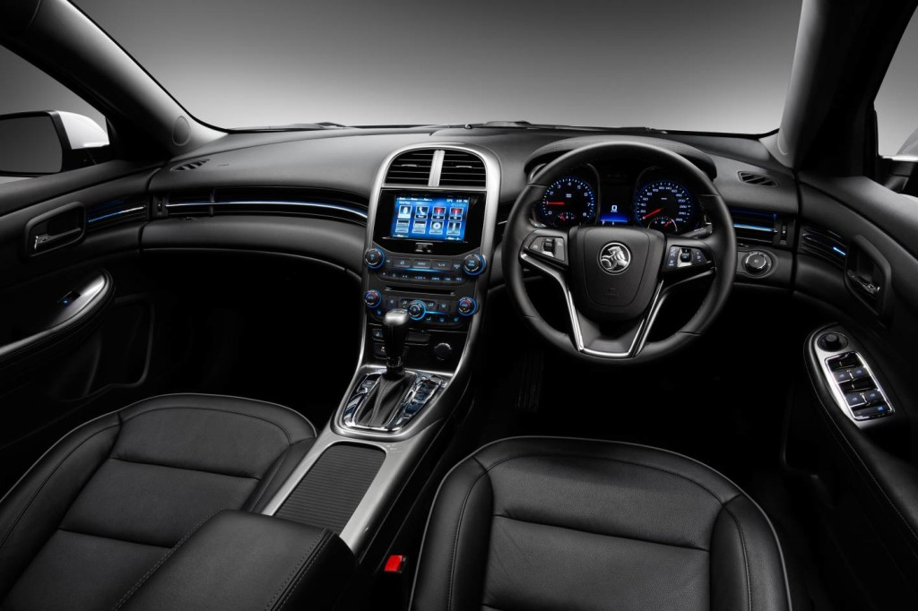 Holden Malibu Interior