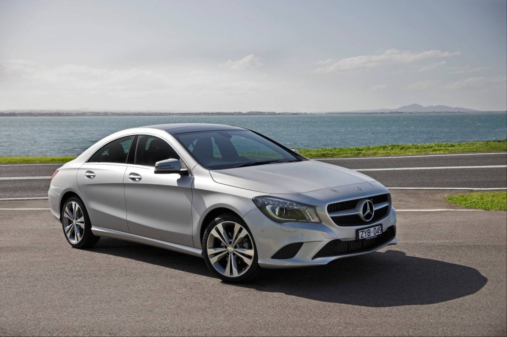 mercedes benz cla 200 review practical motoring. Black Bedroom Furniture Sets. Home Design Ideas