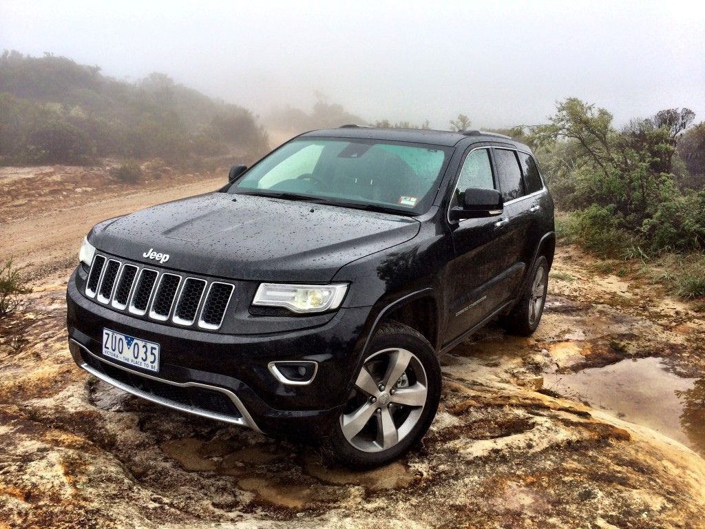 week 1 jeep grand cherokee long term test practical. Black Bedroom Furniture Sets. Home Design Ideas