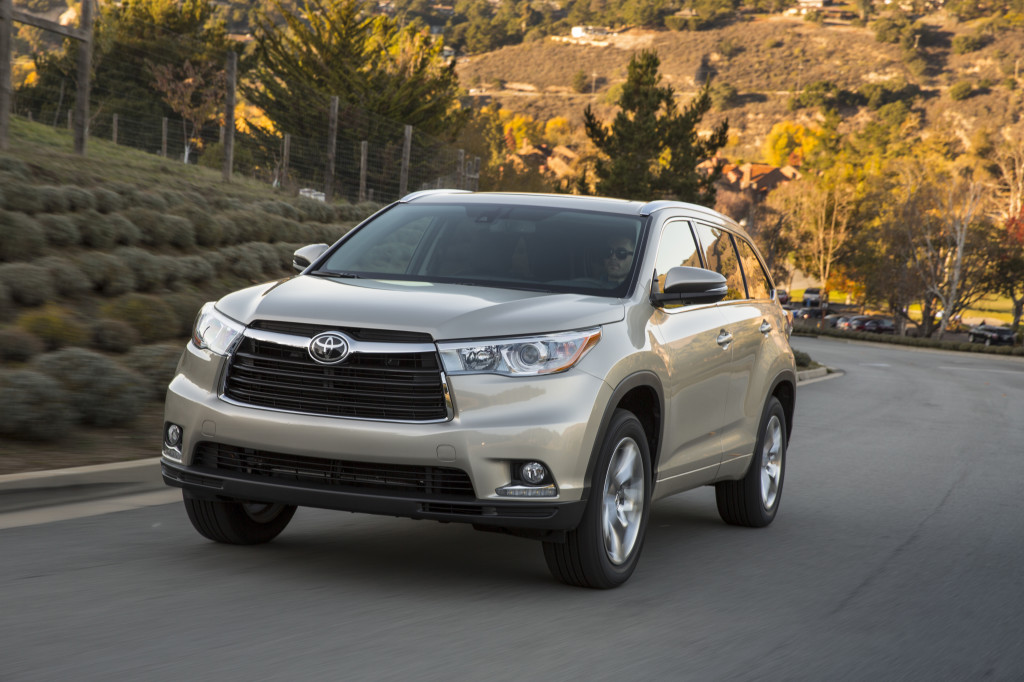 Новый Toyota Highlander New 2.7 АТ ... - auto.ria.com