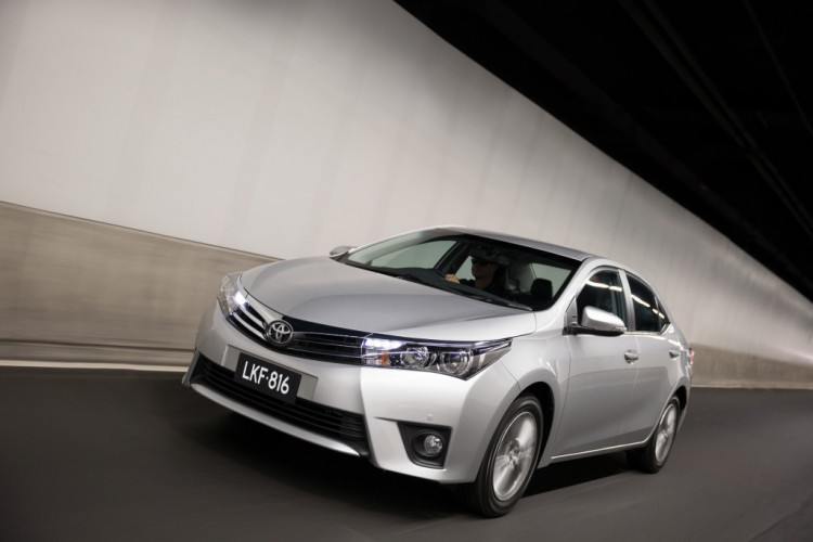 2014 toyota corolla sedan review practical motoring