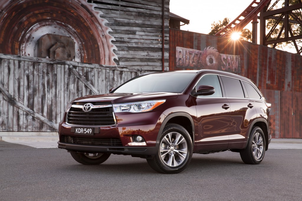 2014 Toyota Kluger Review | Practical Motoring