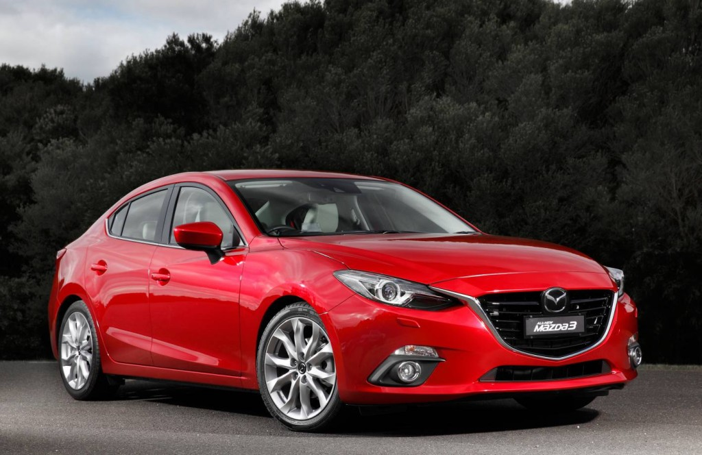 mazda3 achieves five star ancap safety rating practical motoring. Black Bedroom Furniture Sets. Home Design Ideas