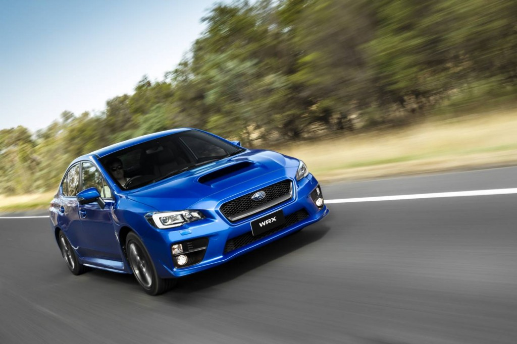 the new subaru wrx is back to form. Black Bedroom Furniture Sets. Home Design Ideas
