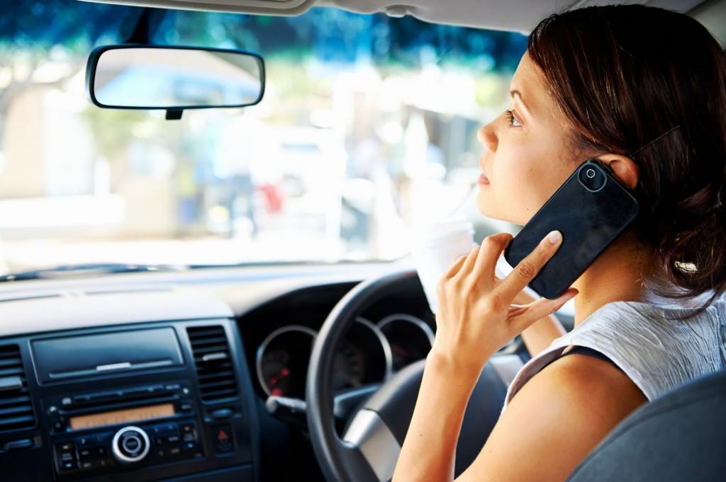 Top 10 bad driving habits