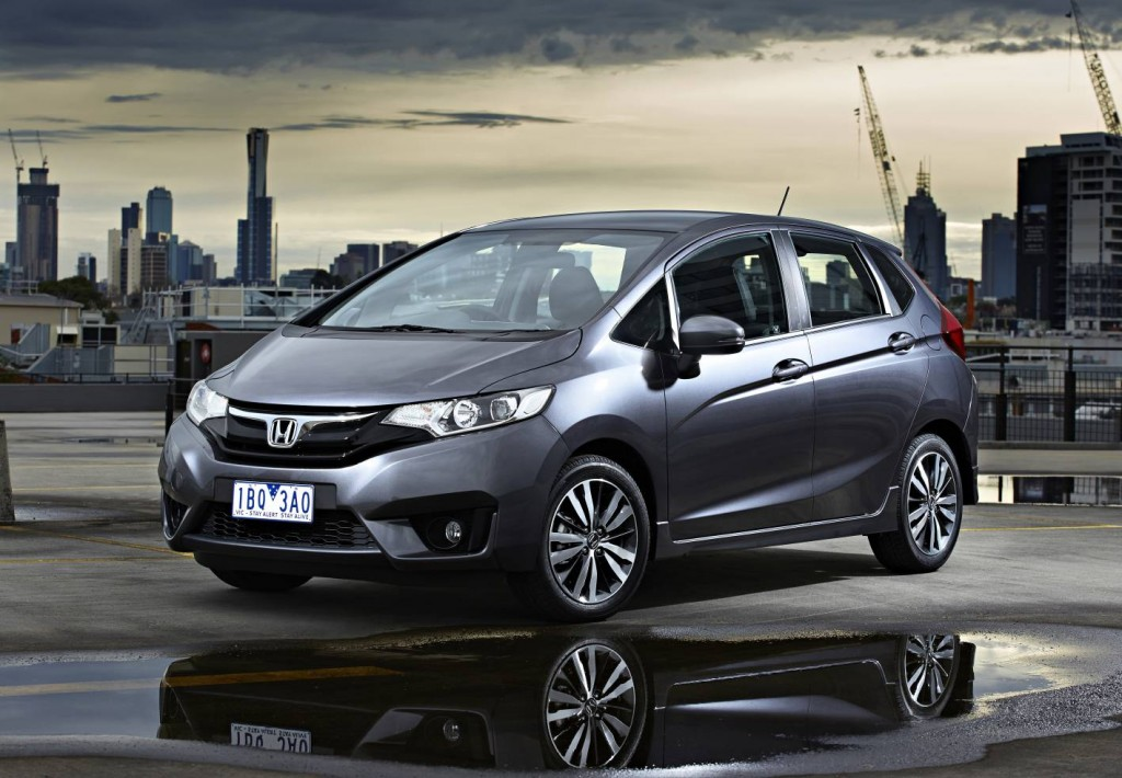 new honda jazz arriving in july practical motoring. Black Bedroom Furniture Sets. Home Design Ideas