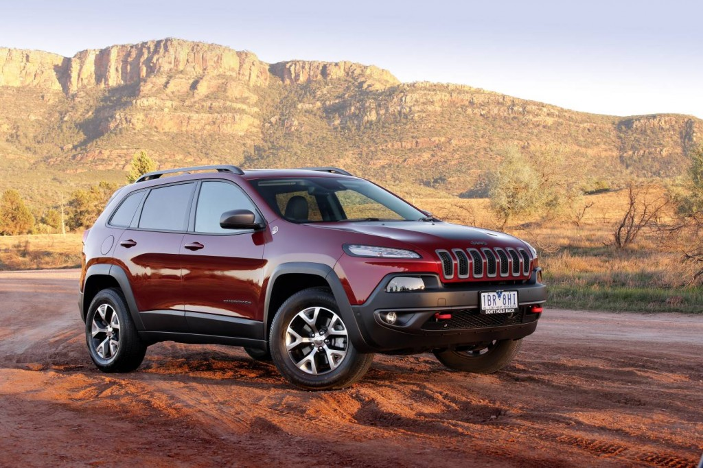 2014 jeep cherokee review practical motoring. Cars Review. Best American Auto & Cars Review