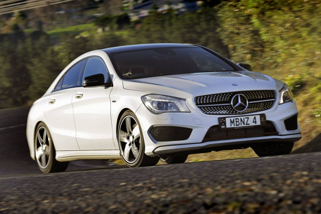 mercedes benz cla 250 sport 4matic review practical motoring. Black Bedroom Furniture Sets. Home Design Ideas