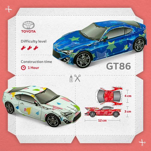 Make Your Own Toyota Gt86 Practical Motoring
