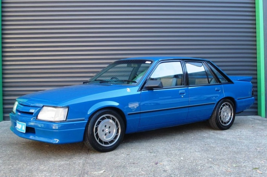 1985 Vk Commodore Group A Ss Headlines Shannons Auction Practical Motoring