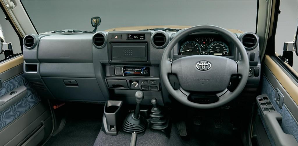 Toyota re-launches 70 Series LandCruiser in Japan - Practical Motoring