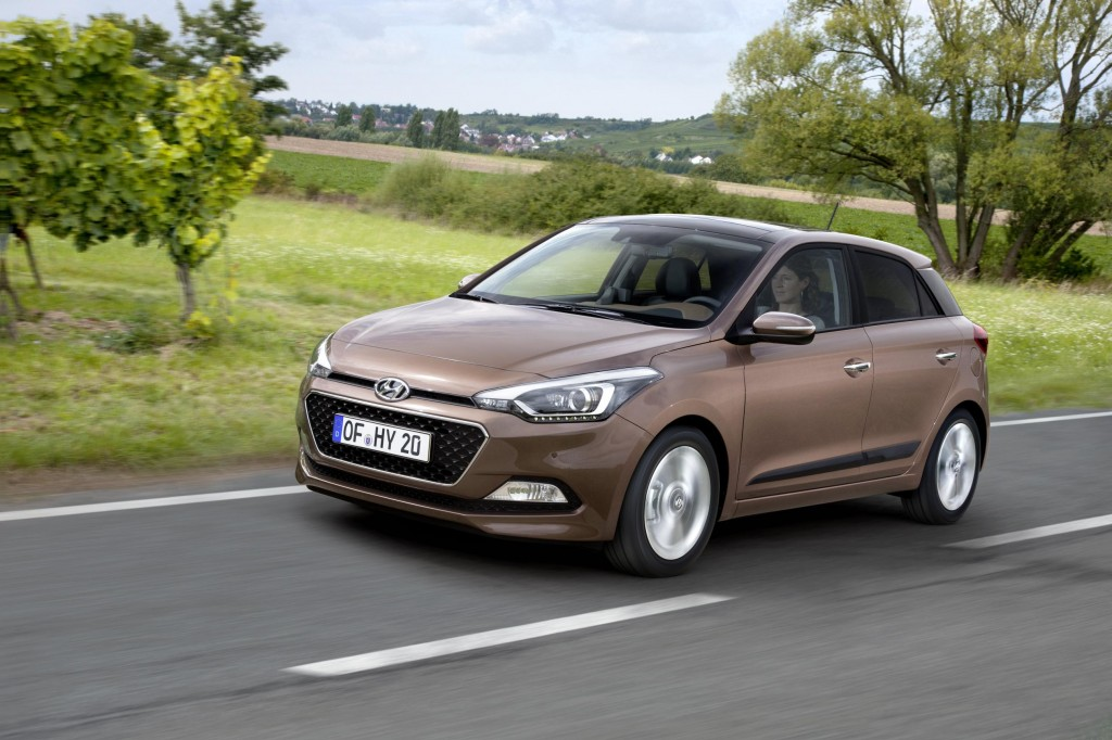 new hyundai i20 won 39 t make it to oz before 2016 practical motoring. Black Bedroom Furniture Sets. Home Design Ideas