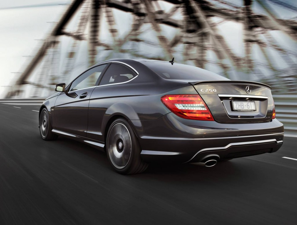 2014 Mercedes Benz C250 Coupe Sport Review Practical