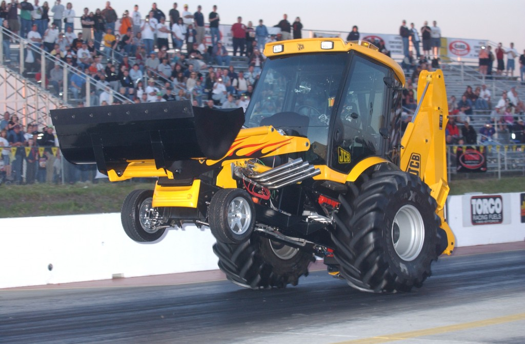 1000hp Jcb Gt To Set Speed Record At Supercheap Auto 1000