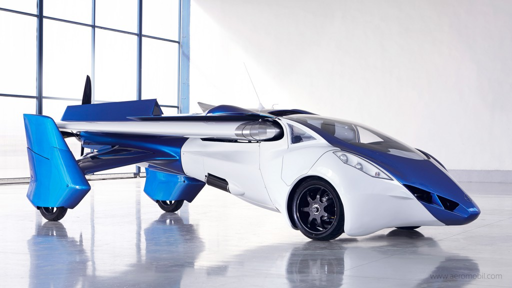 Aeromobil 3 0 Flying Car Revealed Practical Motoring