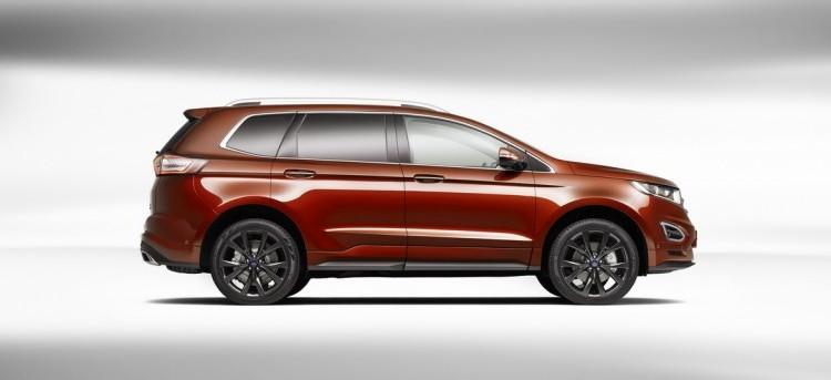 2015 ford edge gets seven seats in china practical motoring. Black Bedroom Furniture Sets. Home Design Ideas