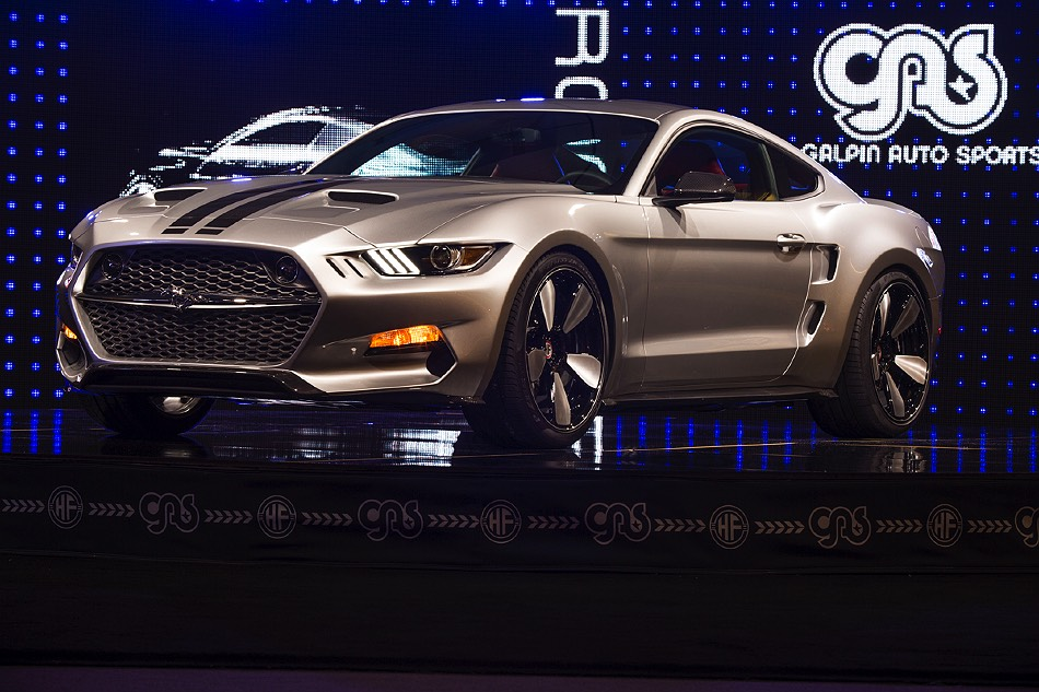 725hp 2015 ford mustang rocket revealed