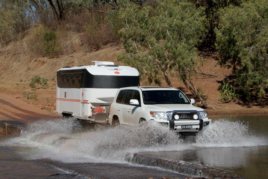 Lastest What Makes A Good Rough Road Caravan  Off Road Caravanning In