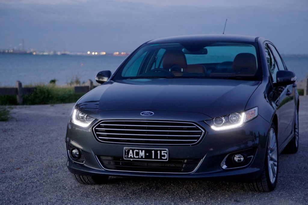 2014 Ford Falcon FG X review | Practical Motoring