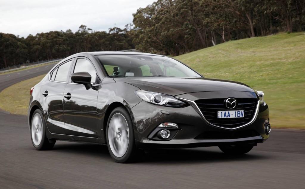 2014 Mazda3 SP25 sedan review | Practical Motoring