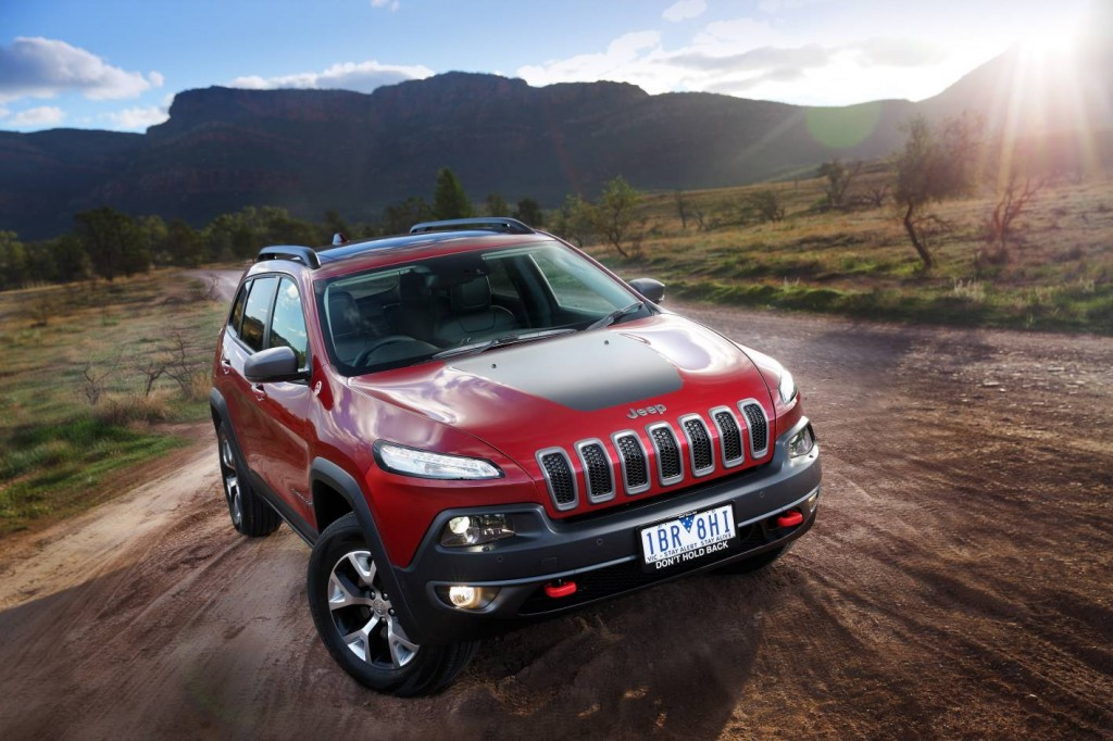 2014 Jeep Cherokee Trailhawk review | Practical Motoring