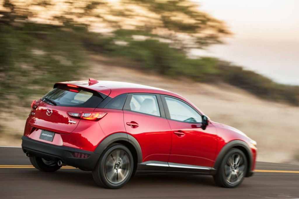 2015 mazda cx 3 revealed practical motoring. Black Bedroom Furniture Sets. Home Design Ideas
