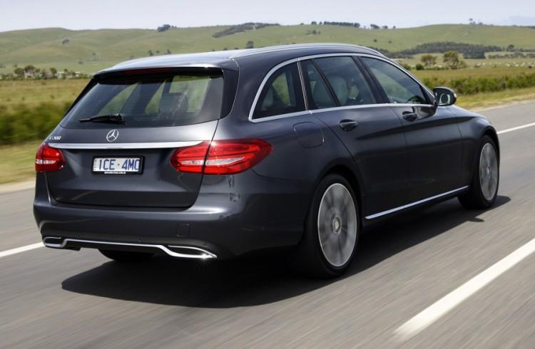 Cool 2014 MercedesBenz CClass Estate Review
