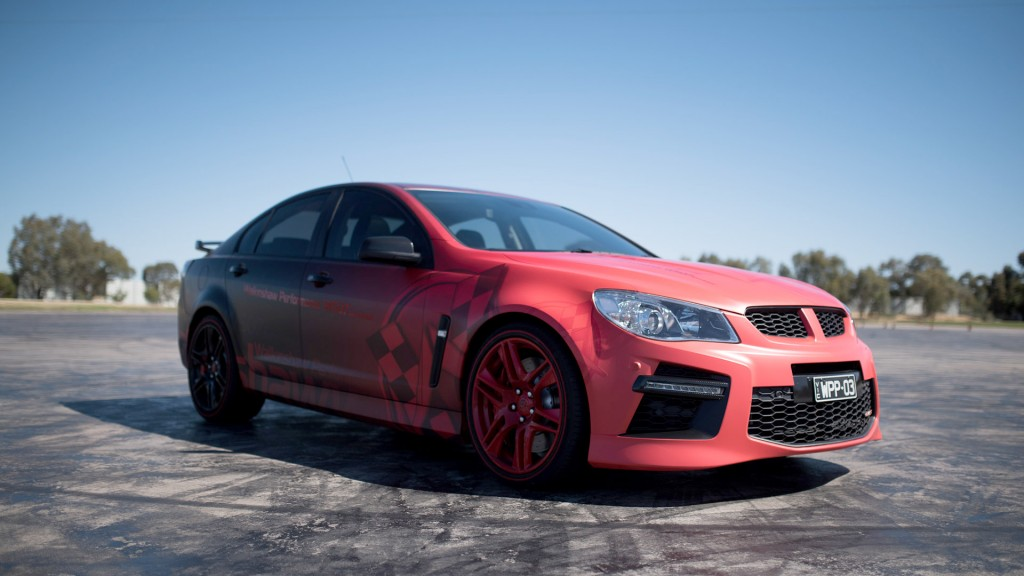 Perfect Walkinshaw Performance W507 Upgrade For HSV GTS Revealed