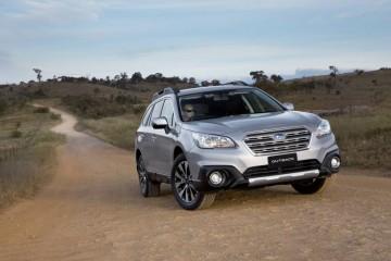 2015 Subaru Outback Preview - Practical Motoring