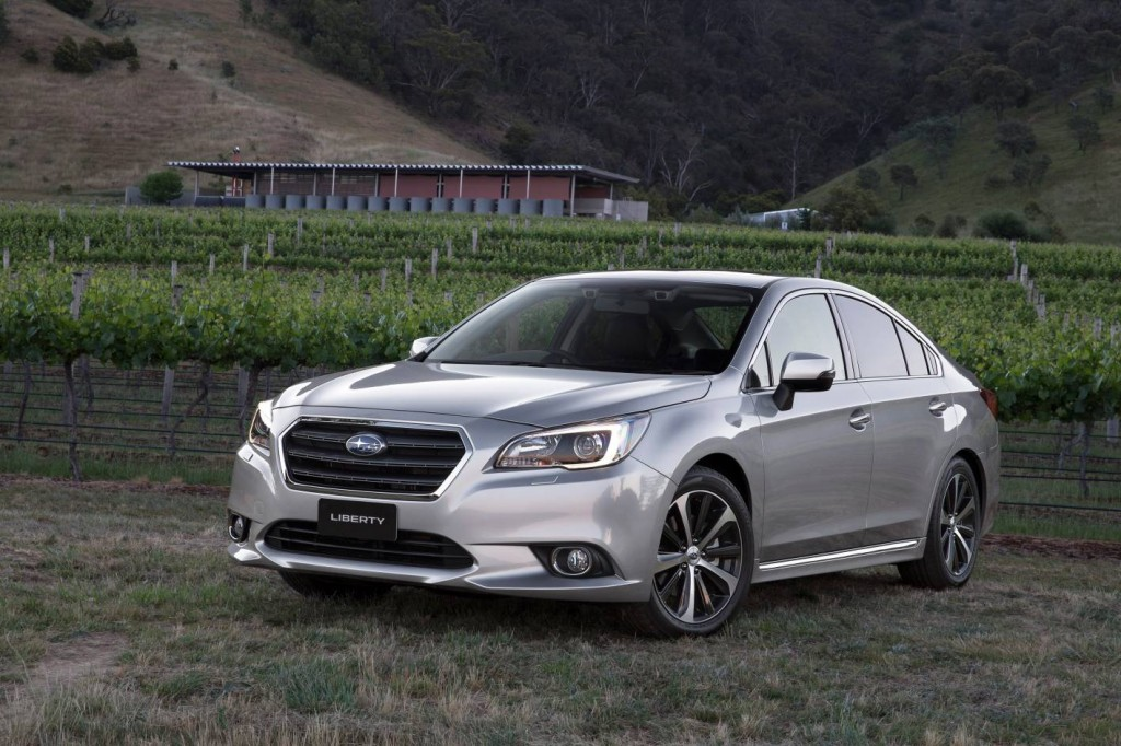 2015 Subaru Liberty review | Practical Motoring