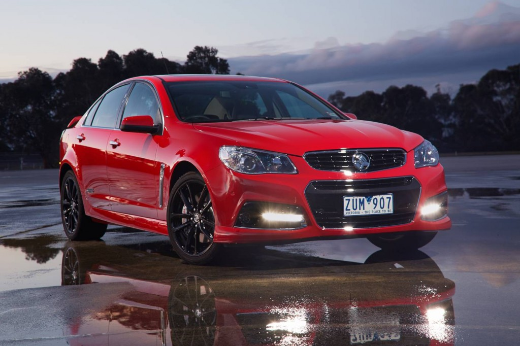 2014 Holden Commodore Ssv Redline Review Practical Motoring