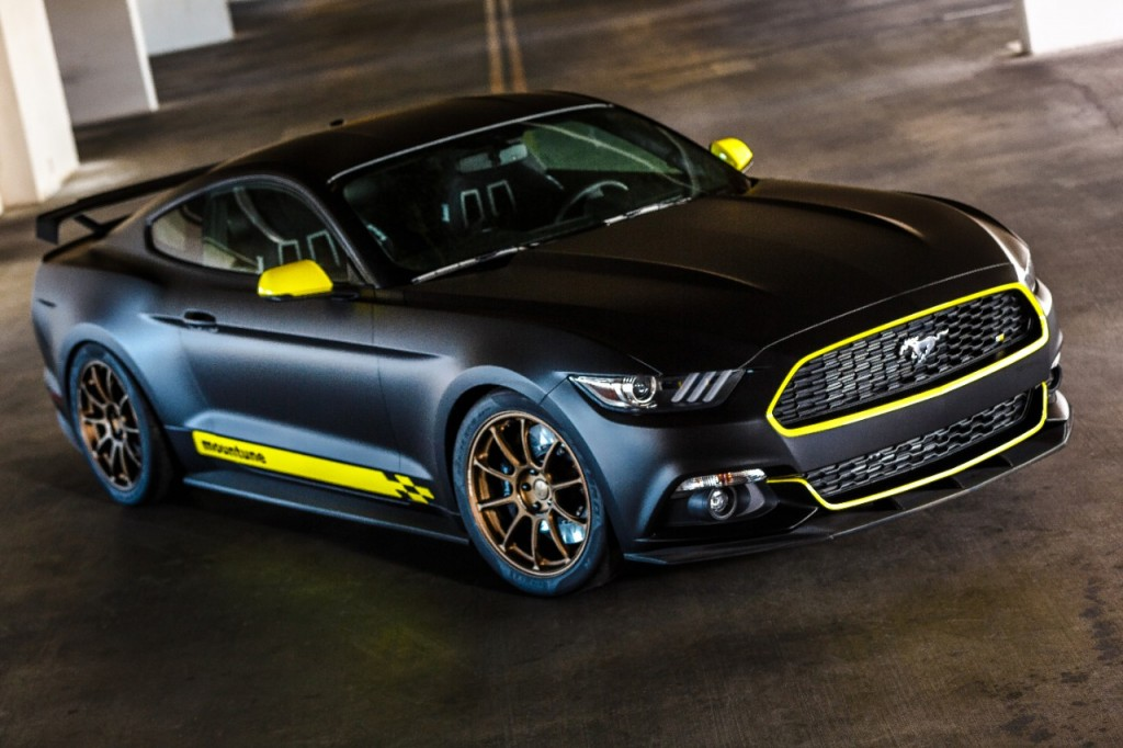 Ford Racing to tune 2015 Ford Mustang EcoBoost | Practical ...