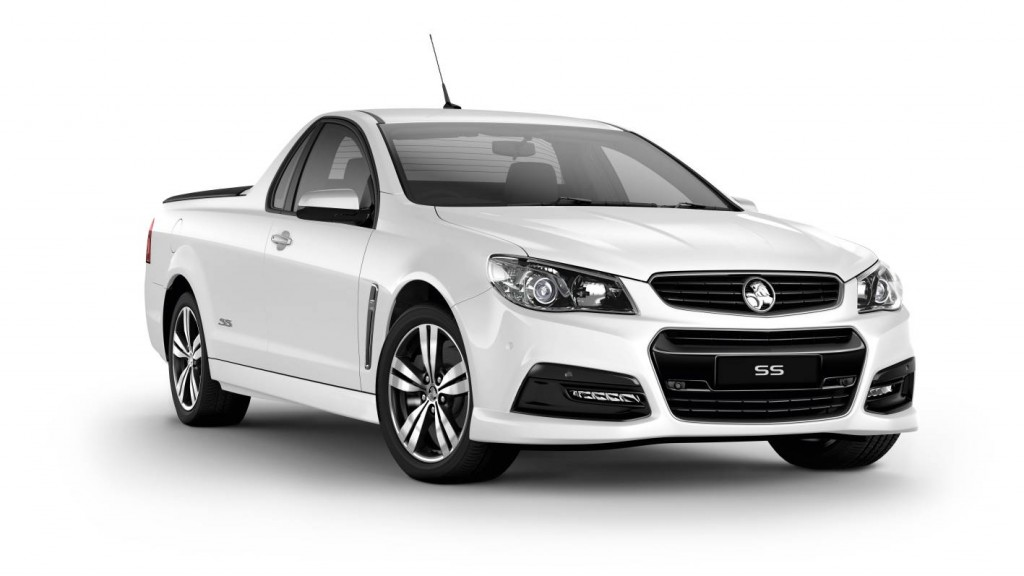 2014 Holden VF Commodore SS Ute review | Practical Motoring