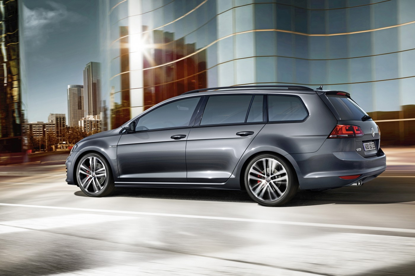 2015 VW Golf GTD
