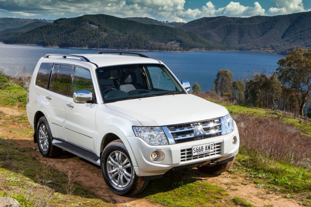 2014 Mitsubishi Pajero: Price, Features And Specifications