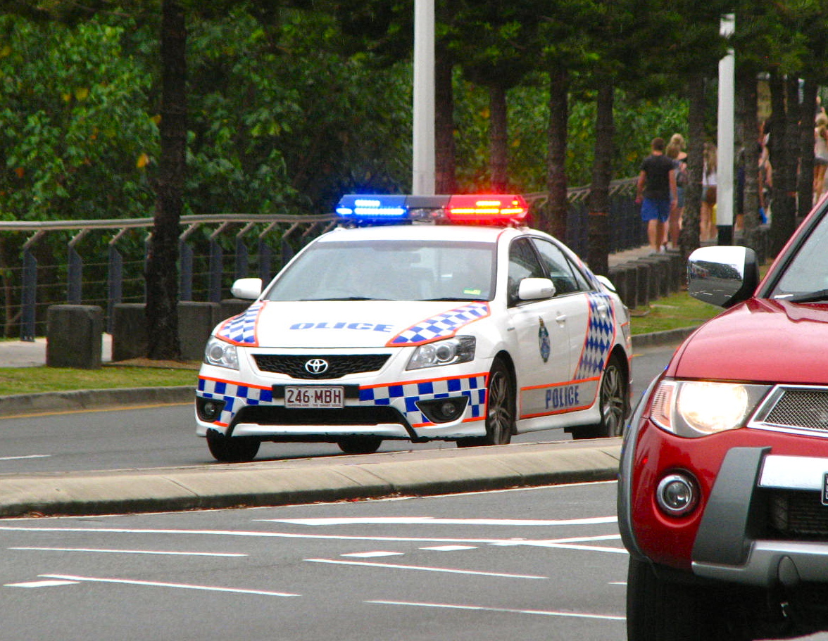 QLD police lack technology to catch unregistered drivers ...