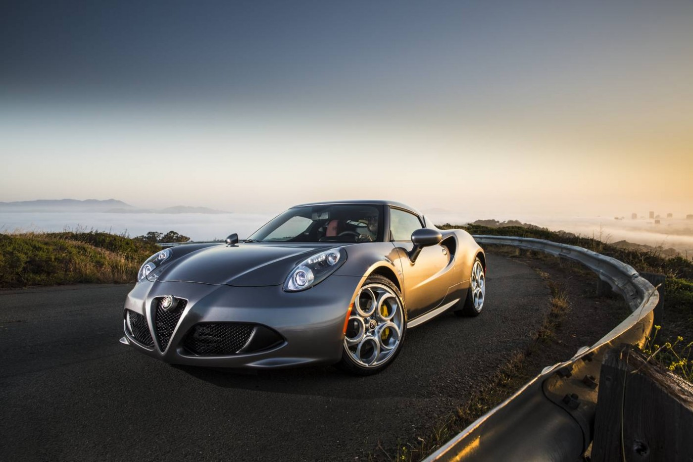 2015 alfa romeo 4c coupe on sale from february practical. Black Bedroom Furniture Sets. Home Design Ideas