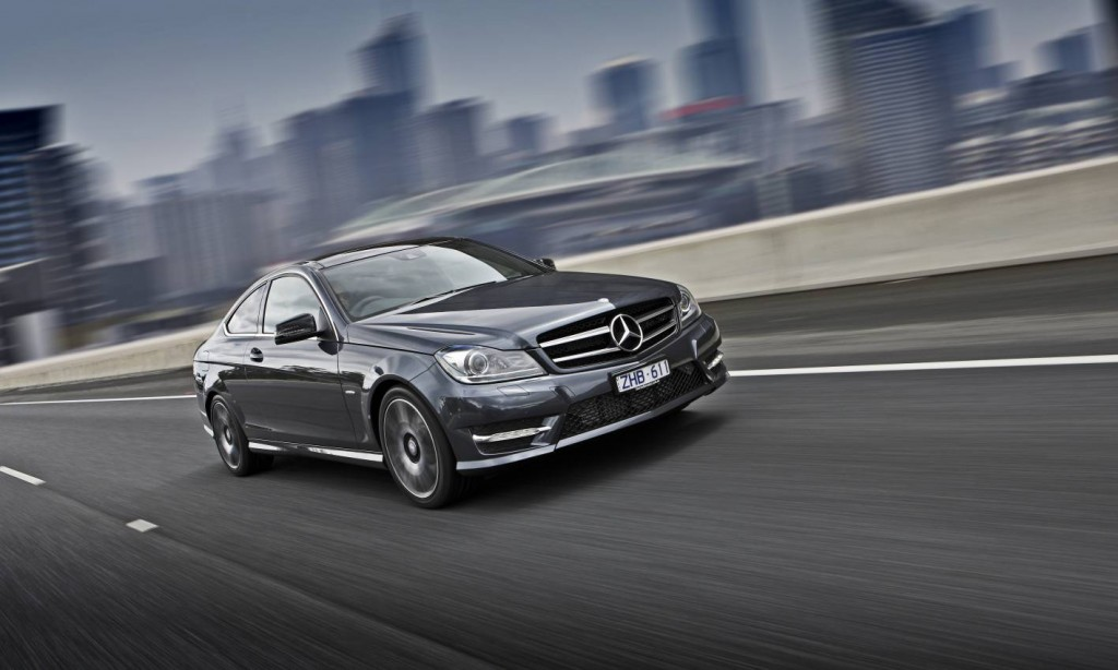 2014 mercedes benz c250 coupe sport review practical for Mercedes benz c250 maintenance cost