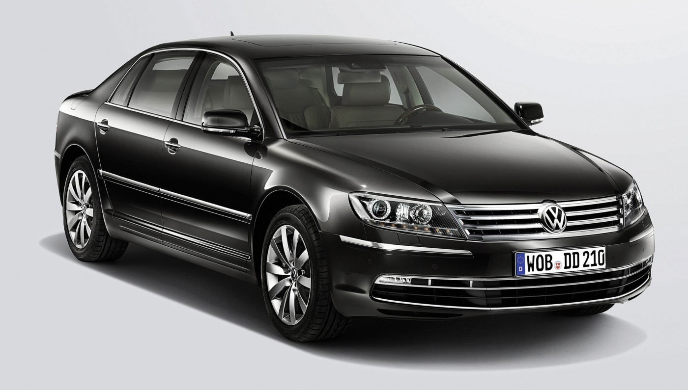 Volkswagen Commits To New Phaeton By 2017 Practical Motoring
