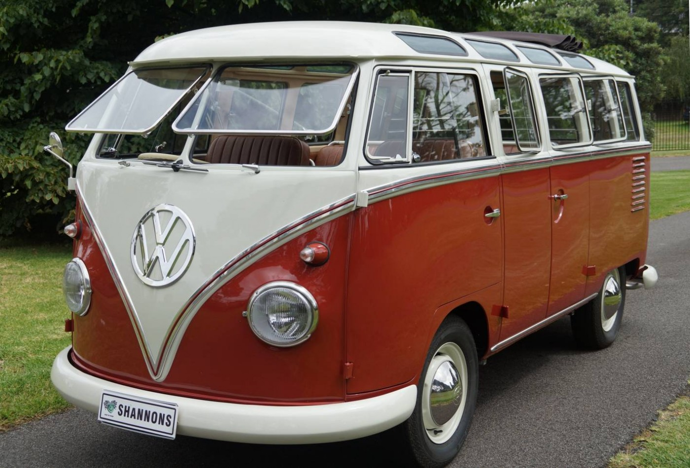 1960 volkswagen samba bus could break auction records practical motoring. Black Bedroom Furniture Sets. Home Design Ideas