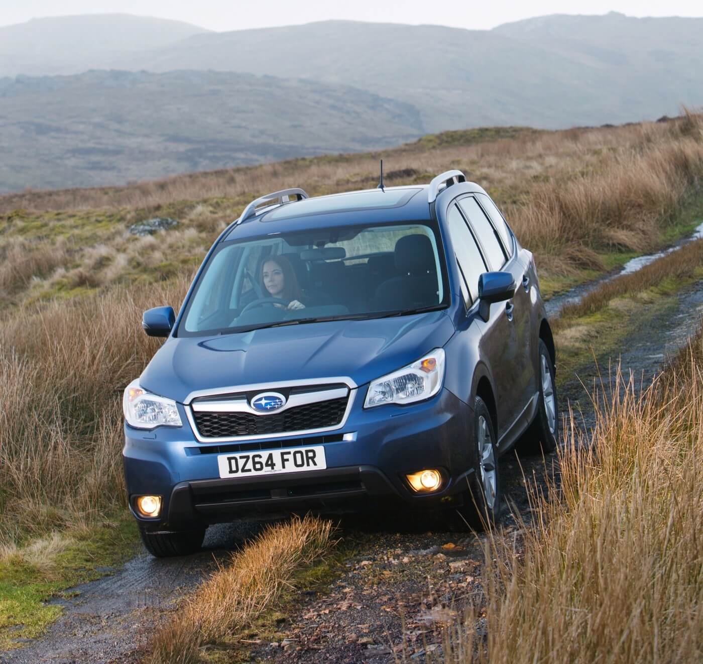 2015 subaru forester 2 0d to get cvt practical motoring. Black Bedroom Furniture Sets. Home Design Ideas