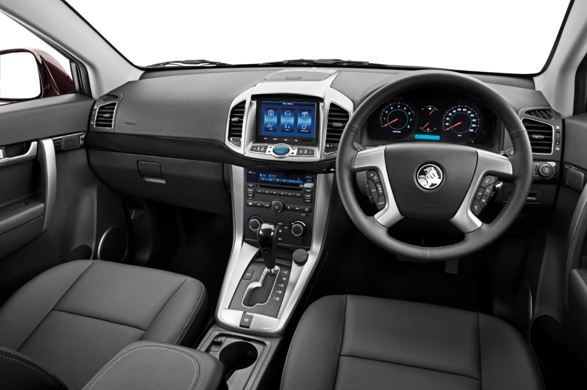 2014 Holden Captiva 7 Ls Review Practical Motoring