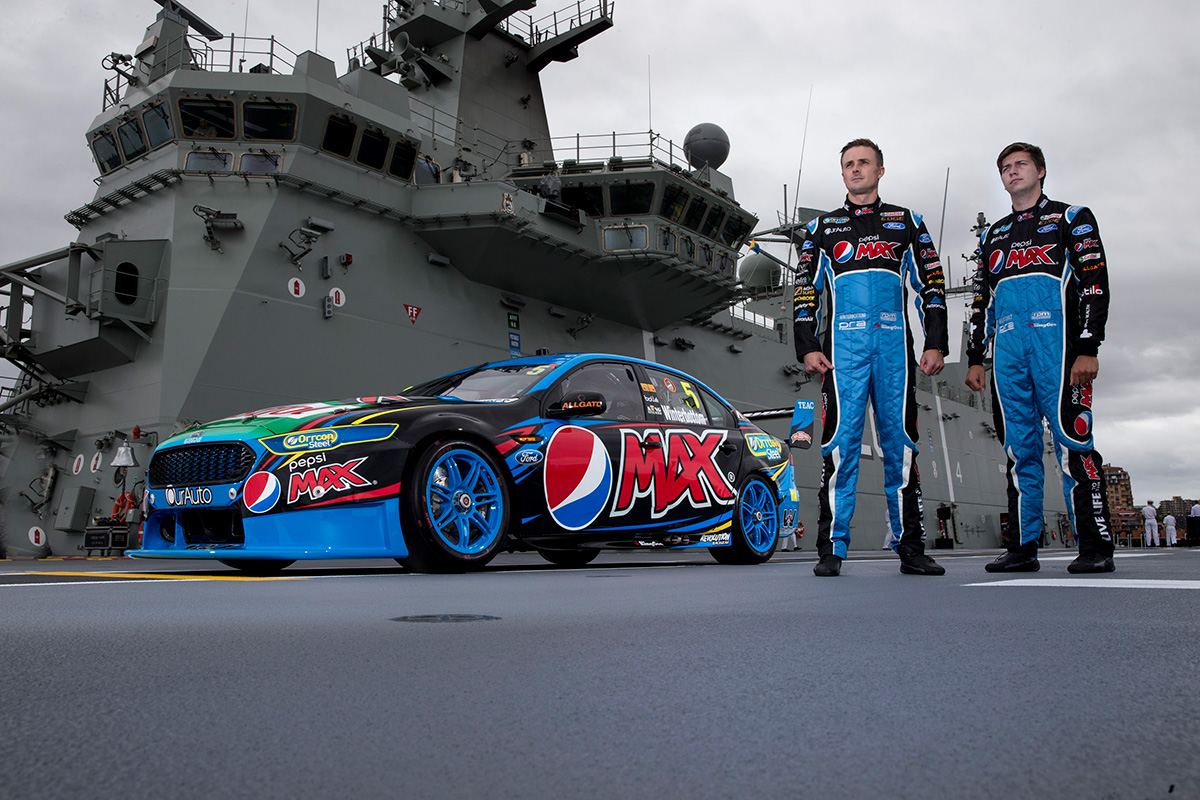 2015 FG X Ford Falcon V8 Supercar launched | Practical Motoring