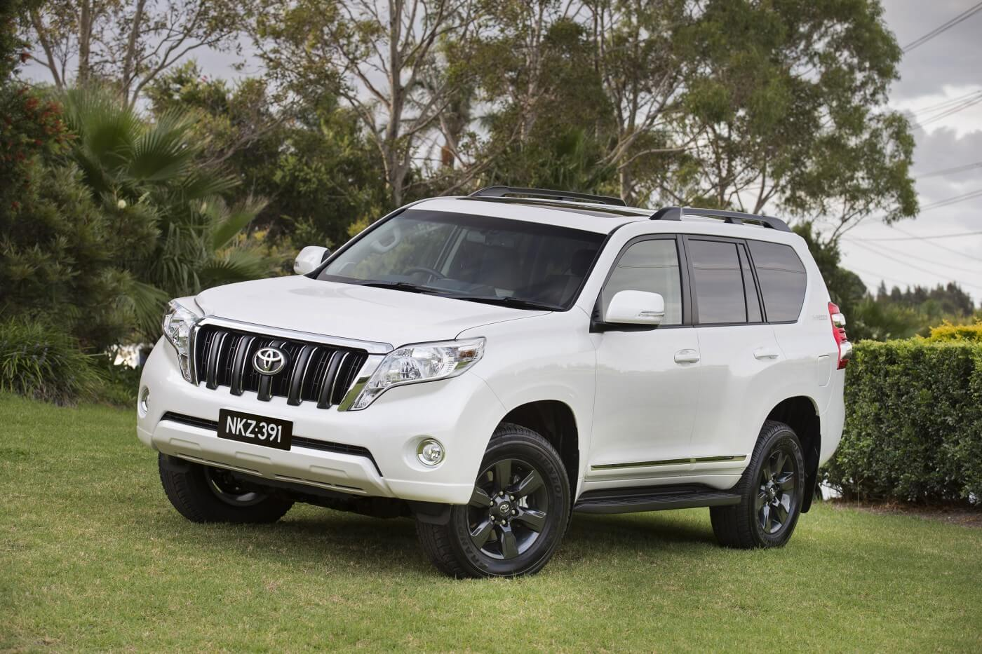 Toyota has announced the return of its special-edition LandCruiser ...