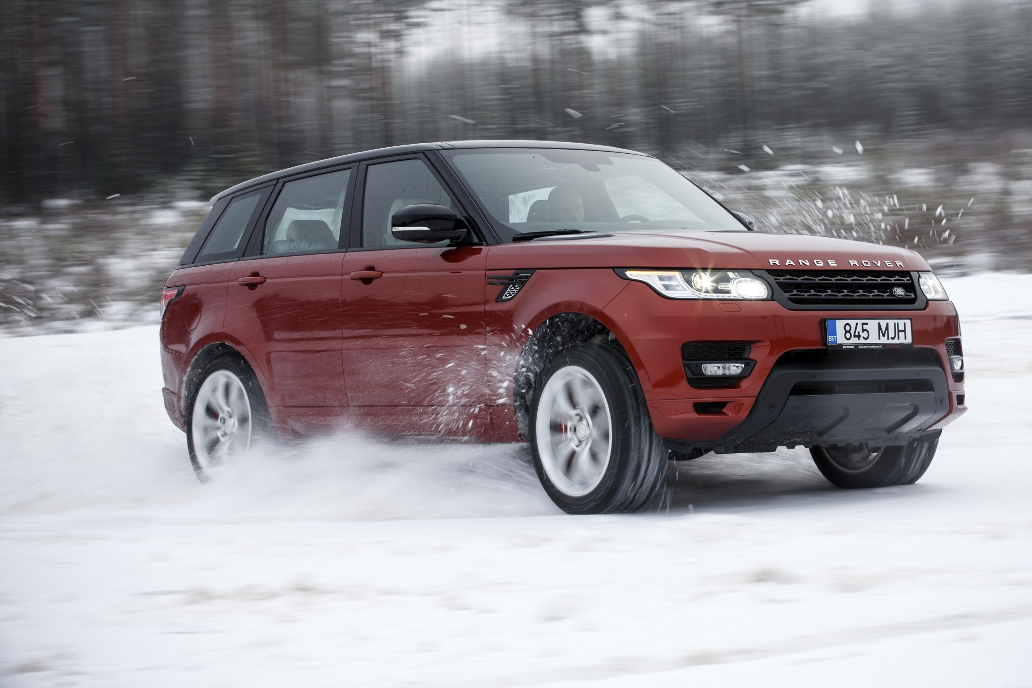 2015 range rover sport hse supercharged v6 review practical motoring. Black Bedroom Furniture Sets. Home Design Ideas