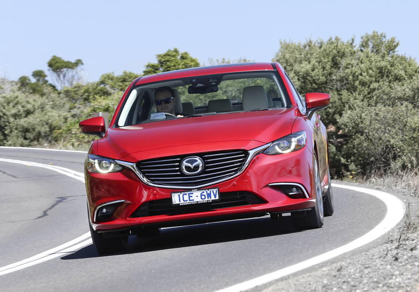 2015 mazda6 sport review practical motoring. Black Bedroom Furniture Sets. Home Design Ideas