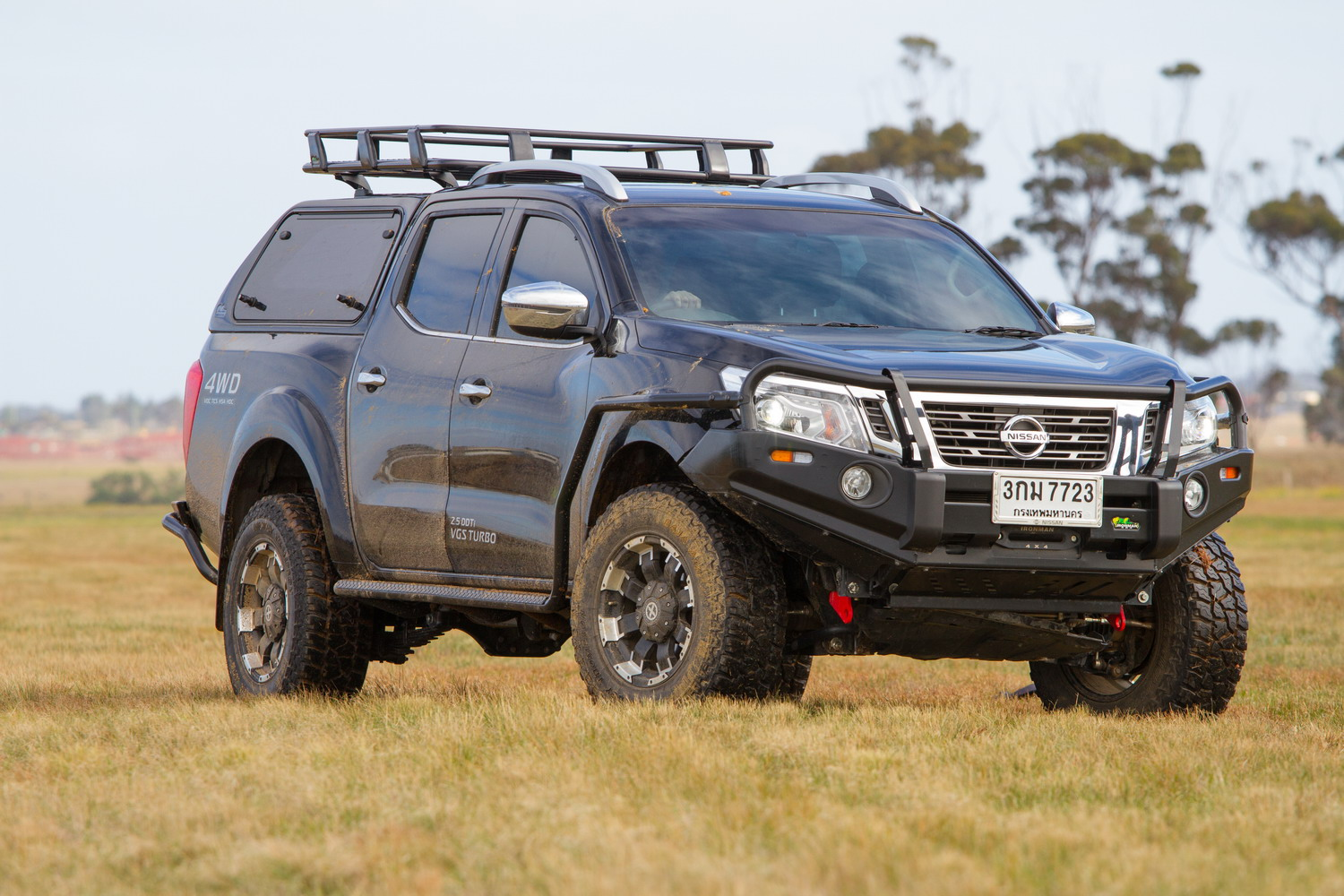 ironman 4x4 2015 nissan np300 navara vl review practical motoring. Black Bedroom Furniture Sets. Home Design Ideas